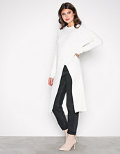 NLY Trend Offwhite Long Rib Knit