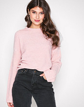 NLY Trend Lys rosa Chenille Perfect Knit