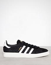Adidas Originals Svart/Hvit Campus W