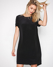 Calvin Klein Svart Domenica Tee Dress