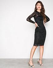 Ax Paris Black Lace Dress
