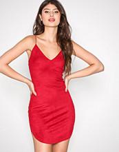 Ax Paris Red Bodycon Dress