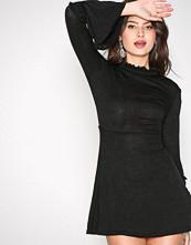 Ax Paris Black Skater Dress