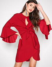 Sisters Point Red Golly Dress