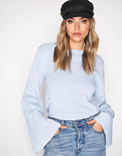 NLY Trend Lys blå Wide Sleeve Knit