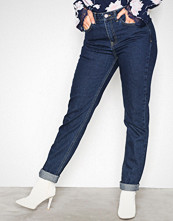 New Look Blue Rinse Mom Jeans