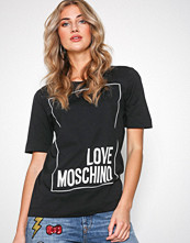 Love Moschino Black W4F1553M3517