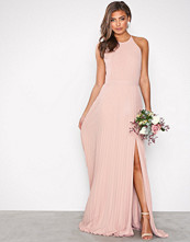NLY Eve Rose Pleated Lace Gown