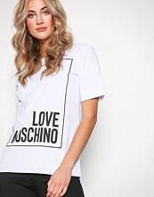 Love Moschino White W4F1553M3517