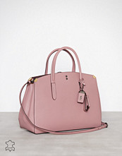 Coach Dusty Rose Glovetanned Leather Cooper Carryall