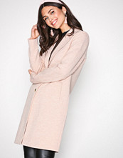 Only Lys rosa onlCARRIE Mel Coat Cc Otw