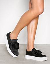 NLY Shoes Svart Bow Sneaker