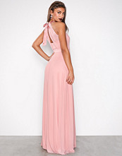 NLY Eve Rose Seethrough Bow Gown