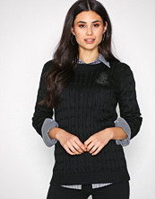 Lauren Ralph Lauren Black Kati Sweater