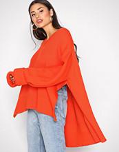 Hope Tangerine Moon Sweater