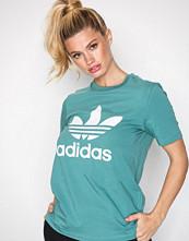 Adidas Originals Grønn Trefoil Tee