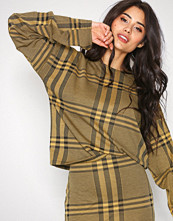NLY Trend Ruter We Love It Check Sweat