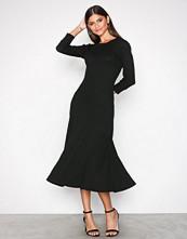 Polo Ralph Lauren Black Polo Black Long Sleeve Dress