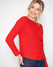 Lauren Ralph Lauren Red Vadrian Sweater