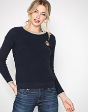 Lauren Ralph Lauren Navy Cait Sweater