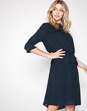 Selected Femme Mørk blå Sfjonina 3/4 Dress
