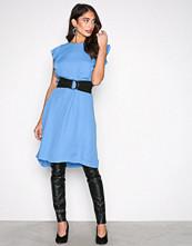 Samsøe & Samsøe Silver/Blue Mentha S Dress
