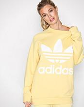 Adidas Originals Gul Oversized Sweat