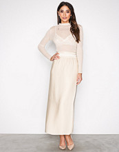 Filippa K Bone Floaty Maxi Skirt
