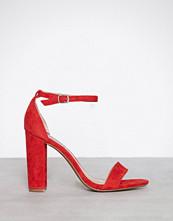 Steve Madden Red Carrson Sandal