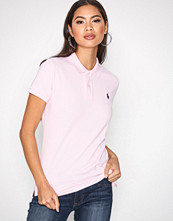 Polo Ralph Lauren Pink Skinny Fit Polo Short Sleeve