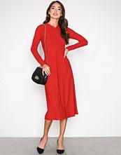 Filippa K Rouge Flared Seam Dress