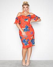 River Island Orange Tanya Dress