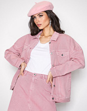 Vero Moda Rosa Vmolivia Ls Oversized Color Jacket