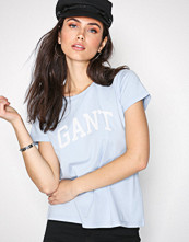 Gant Blue O1. Gant Capsleeve T- Shirt