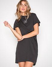 Cheap Monday Black Smash Dress Squere logo