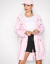 Vero Moda Lys rosa Vmsunset Long Coated Coat Noos