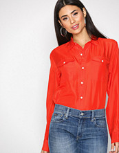 Polo Ralph Lauren Red Longsleeve Shirt