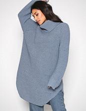 Hope Blue Grand Sweater