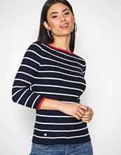 Lauren Ralph Lauren Navy Leslie Sweater