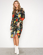Y.a.s Svart Yascalibra Dress