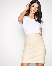 Vila Sandshell Vipen New Skirt-Fav