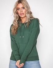 New Look Dark Green Basic Oversized Hoody