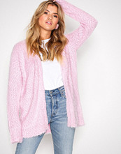 NLY Trend Lys rosa Cosy Cardigan