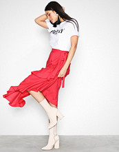 NLY Trend Lollipop Frill Wrap Skirt