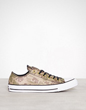 Converse Khaki Chuck Taylor All Star Ox