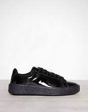 Bianco Svart Laced Up Sneaker