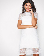 Chi Chi London White Maja Dress