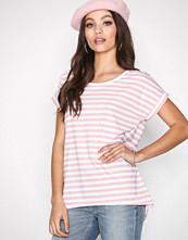 Vila Lys rosa Vidreamers Pure T-Shirt-Lux