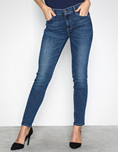 Polo Ralph Lauren Blue Super Skinny Reese Wash Jeans