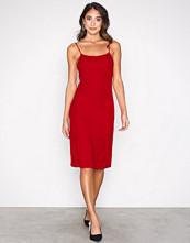 Filippa K Rouge Jersey Crepe Strap Dress